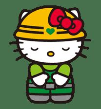 Hello Kitty sticker #3043