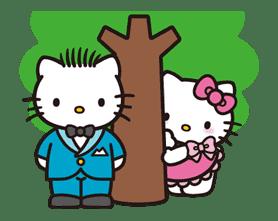 Hello Kitty sticker #3046