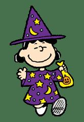 Snoopy Halloween sticker #4826