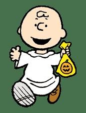 Snoopy Halloween sticker #4827