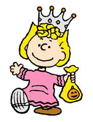 Snoopy Halloween sticker #4829