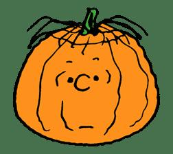 Snoopy Halloween sticker #4834