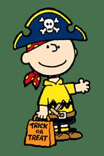 Snoopy Halloween sticker #4843
