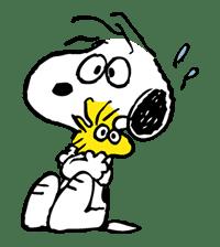 Snoopy Halloween sticker #4862