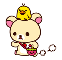 Rilakkuma Part2 sticker #9332