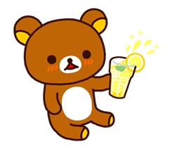 Rilakkuma Part2 sticker #9336