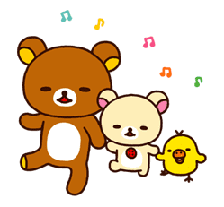Rilakkuma Part2 sticker #9338