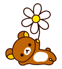 Rilakkuma Part2 sticker #9359