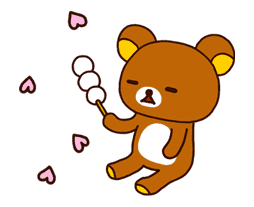 Rilakkuma Part2 sticker #9362