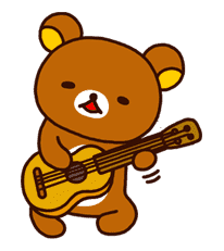 Rilakkuma Part2 sticker #9364