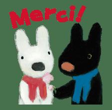 Gaspard et Lisa sticker #11623