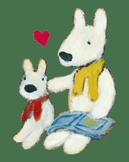 Gaspard et Lisa sticker #11636