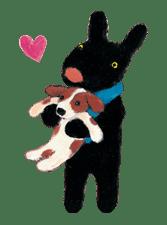 Gaspard et Lisa sticker #11648