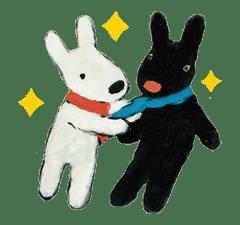 Gaspard et Lisa sticker #11657