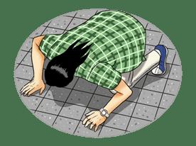 Kaiji sticker #14629