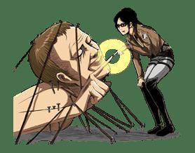 Attack on Titan sticker #14855