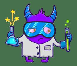 Beddomon and Kyu-chan Part 2 sticker #2384537