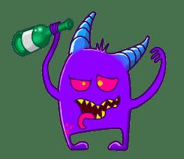 Beddomon and Kyu-chan Part 2 sticker #2384549