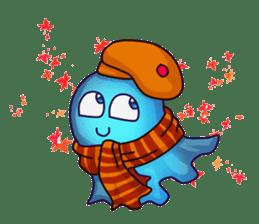 Beddomon and Kyu-chan Part 2 sticker #2384573