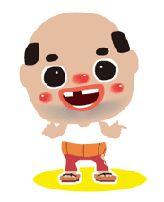 Chicchai Ossan sticker #11167