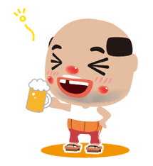 Chicchai Ossan sticker #11172