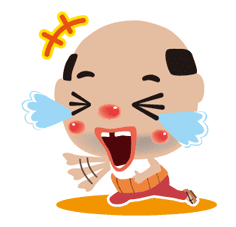 Chicchai Ossan sticker #11181