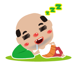 Chicchai Ossan sticker #11185