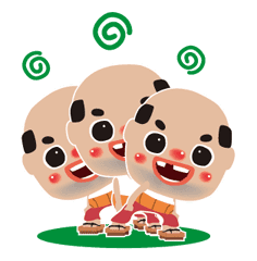 Chicchai Ossan sticker #11204
