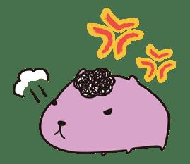 KAPIBARA-SAN sticker #6249