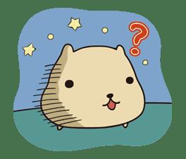 KAPIBARA-SAN sticker #6251