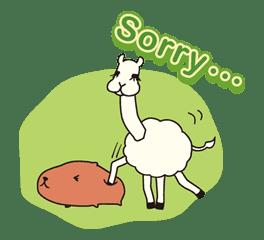 KAPIBARA-SAN sticker #6257