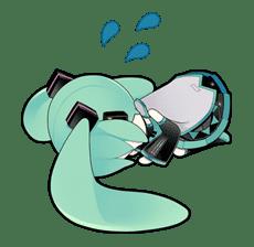 Hatsune Miku sticker #7601