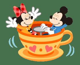 Disney LOVELOVE sticker #8874