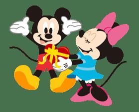 Disney LOVELOVE sticker #8903