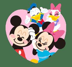 Disney LOVELOVE sticker #8910