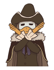 Professor Layton sticker #9402