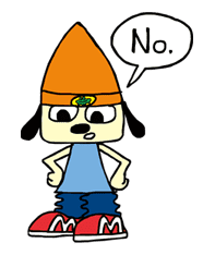 Parappa The Rapper sticker #10644
