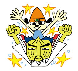 Parappa The Rapper sticker #10652