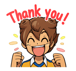 INAZUMA ELEVEN sticker #14203