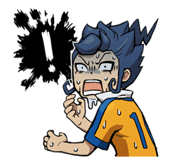 INAZUMA ELEVEN sticker #14205