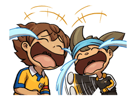 INAZUMA ELEVEN sticker #14207