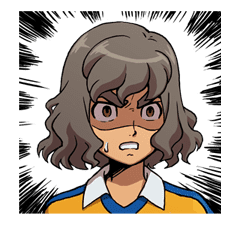 INAZUMA ELEVEN sticker #14225