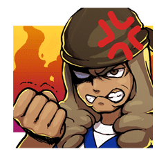 INAZUMA ELEVEN sticker #14231