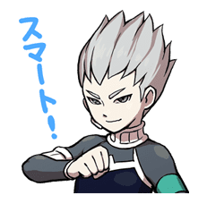 INAZUMA ELEVEN sticker #14233