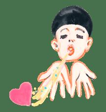 Keiko Sootome's Greetings sticker #9450