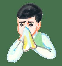 Keiko Sootome's Greetings sticker #9452