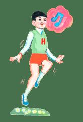 Keiko Sootome's Greetings sticker #9453
