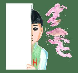 Keiko Sootome's Greetings sticker #9460