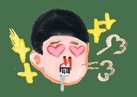 Keiko Sootome's Greetings sticker #9465