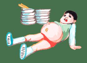 Keiko Sootome's Greetings sticker #9477
